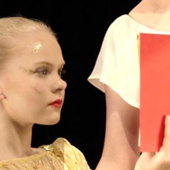 Balettikoulu Anne Hirvonen verkkosivut