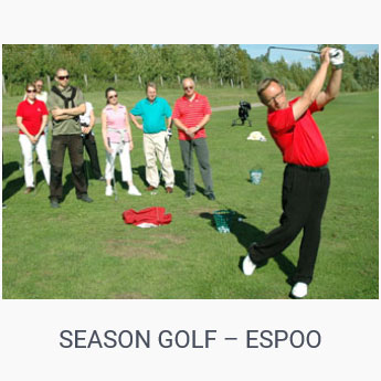 HS Golf training Wordpress sivujen toteutus