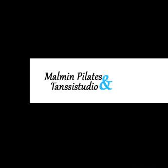 Malmin Pilates ja Tanssistudio logo ja www-sivut