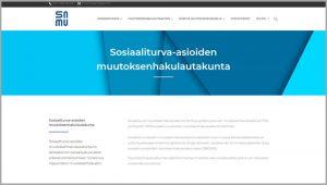 Samu.fi verkkosivujen toteutus