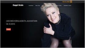 Eeppi Ursin www-sivut