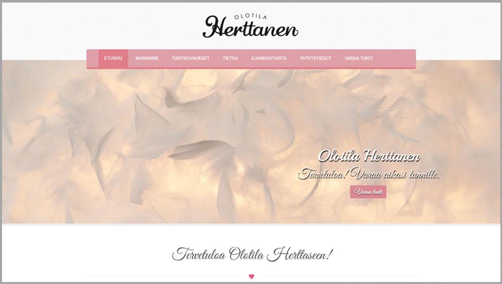 Olotila Herttanen www-sivut