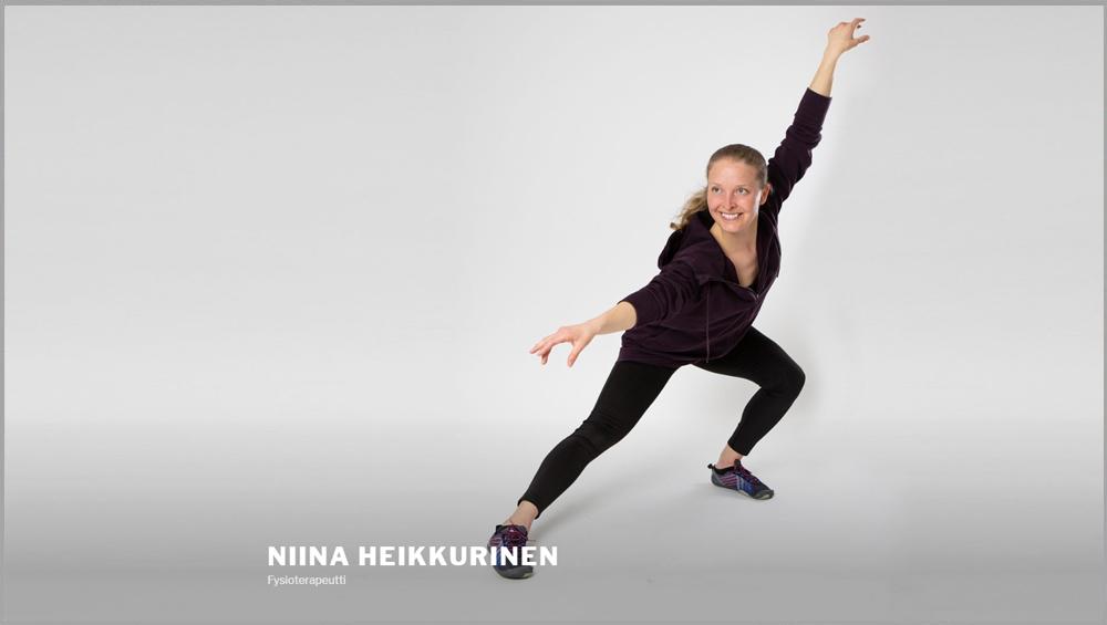 Tmi Niina Heikkurinen